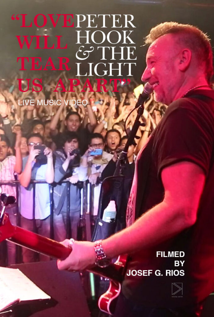 Peter Hook and The Light LWTA