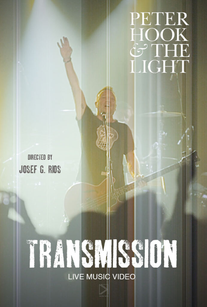 Peter Hook and The Light Transmission